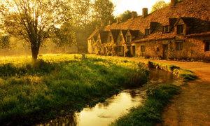 20 ngôi làng bước ra từ 'thế giới cổ tích' (1)