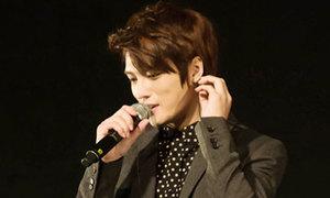 Sức nóng của Jae Joong từ Fan Meeting Thái Lan