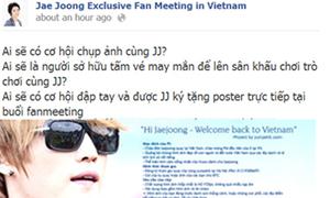 Fan Jae Joong sôi sục kế hoạch trước giờ G