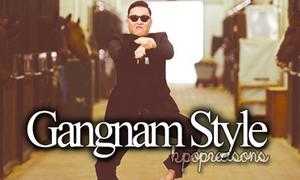 Psy nhăm nhe 'soán ngôi' Justin Bieber