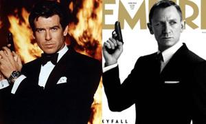 5 ngôi sao dựng tượng đài James Bond bất diệt