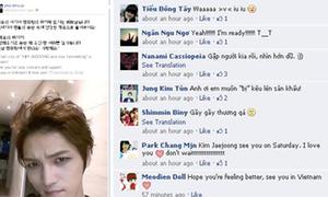 Fan Việt 'đau tim' với lời hẹn hò của Jae Joong