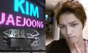 Đột nhập sân khấu fan meeting Jae Joong tại Việt Nam