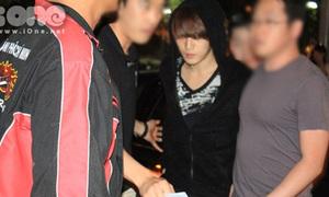 Jae Joong nhanh chóng tập dượt Fan meeting
