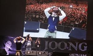 Tổng hợp clip siêu hot từ Fan Meeting Jae Joong
