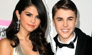 Chuyện tình Justin Bieber và Selena Gomez qua từng giai đoạn