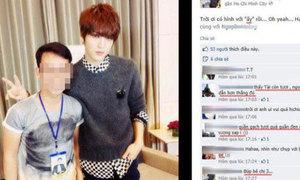 Fan Jae Joong tẩy chay cộng tác viên kênh truyền hình vì 'giỡn lố'