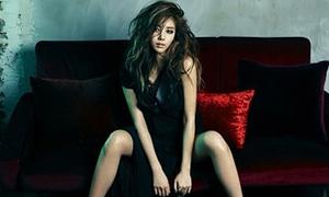Son Dam Bi 'điên vì tình' trong MV trở lại