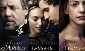 Dàn sao khủng khoe giọng hát trong 'Les Misérables'