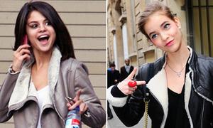 Selena Gomez đấu style với 'người yêu hờ' Justin