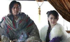 'Thiên long bát bộ 2012' hé lộ diện mạo Tiêu Phong, A Tử