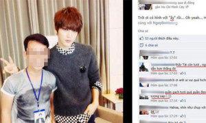 VJ Nam Hee phủ nhận xúc phạm fan Jae Joong
