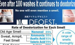 Quần chíp giúp bạn 'xả hơi' thoải mái không sợ phát mùi