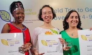 Mai Anh - 'người vô hình' thành đại sứ môi trường