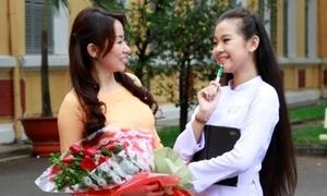 Tam Triều Dâng trổ tài làm thơ tặng cô giáo
