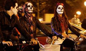 Sặc sỡ sắc màu trong 'Ngày của người chết' ở Châu Mỹ la tinh
