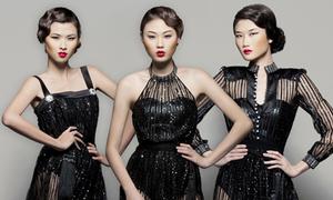 Thiên Trang, Mai Giang, Kha Vân lọt chung kết Next Top Model