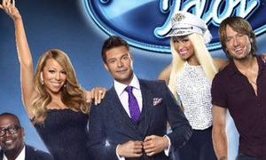 Bộ tứ quyền lực 'lung linh' trong clip quảng bá American Idol 2013