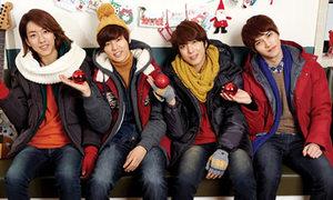 Đón Noel ấm áp cùng CNBlue và Moon Chae Won