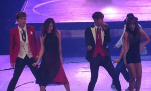 Cassiopeia vỡ òa cảm xúc xem concert TVXQ sau 4 năm