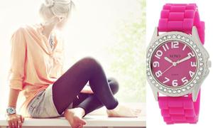 Boyfriend watch - đồng hồ tạo chất cho teengirl