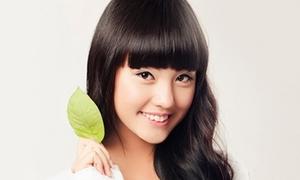 Rima Thanh Vy, mẫu teen 17 tuổi xinh như thiên thần