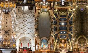 Những nhà thờ siêu 'khủng' theo phong cách Panorama