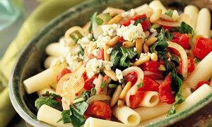 Muôn vẻ pasta chay ngon lạ từ Ý
