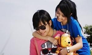 Nhìn lại đường tình của Miss Teen Huyền Trang và Triệu Hoàng