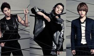 JYJ nghi ngại được lên TV dù dứt kiện tụng với SME