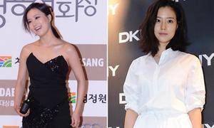 Ngó style của 'nữ hoàng thảm đỏ' Moon Chae Won