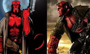 Phục trang đẹp nhất - xấu nhất của các siêu anh hùng