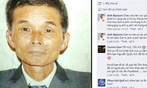 Con trai tìm được cha đi lạc nhờ Facebook chỉ sau 36 giờ