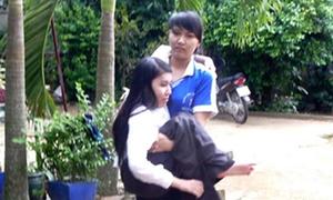 Hình ảnh xót lòng của trò Việt (4)