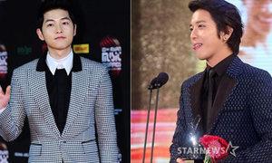Song Joong Ki đẹp rạng ngời tại K-Drama Awards