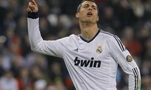 Những hình ảnh hài hước của C.Ronaldo