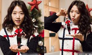 Park Shin Hye một tay nhấc bổng Yoon Shi Yoon