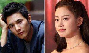 'Con chung' xinh xắn của Won Bin và Kim Tae Hee
