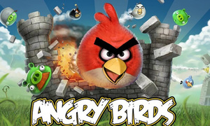 'Angry Birds' lên màn ảnh rộng