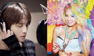 Jae Joong JYJ, SNSD, CNBlue cùng 'tung chưởng' tháng 1