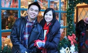 Miss teen Huyền Trang khoe ảnh 'trăng mật' cực lãng mạn