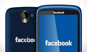 Xôn xao tin đồn Facebook ra mắt điện thoại mới