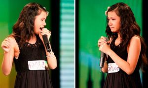 Cô bạn khóc nhè hút hồn khán giả Vietnam's Got Talent