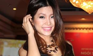 Diễm Trang xinh tươi tái ngộ Miss Teen