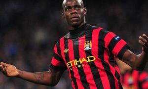 Balotelli chính thức rời Man City