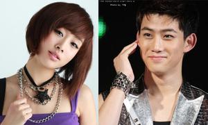 Taec Yeon 2PM, Nicole Kara có thể thành 'vợ chồng hờ'