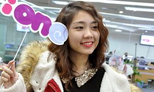 Miss Teen 2012 giản dị dễ thương