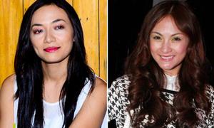 Muôn kiểu tai nạn makeup của người đẹp Việt