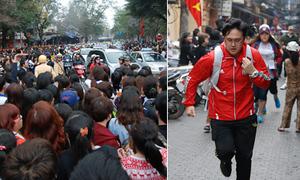 Running Man khiến giao thông Hà Nội 'chết cứng'