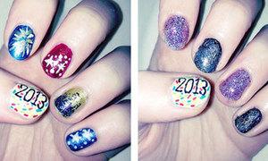 Tổng hợp các mẫu nail ấn tượng party cuối năm